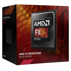 Procesor AMD FX-4320, Quad Core, 4.00GHz, 4MB, AM3+, 32nm, 95W, Wraith Cooler, BOX