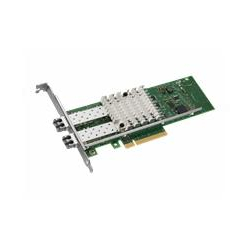 Intel Ethernet Server Adapter X520-SR2- Dual port SR server adapter