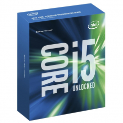 Procesor    Intel Core i5-6600K, Quad Core, 3.50GHz, 6MB, LGA1151, 14nm, 95W, VGA, BOX