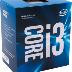 Procesor   Intel Core i3-7300 Dual Core 4.00GHz 4MB LGA1151 14nm 51W VGA BOX