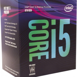 Procesor  Intel Core i5-8600K, Hexa Core, 3.60GHz, 9MB, LGA1151, 14nm, BOX