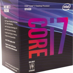 Procesor  Intel Core i7-8700 Hexa Core 3.20GHz 12MB LGA1151 14nm BOX