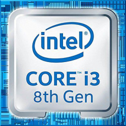 Procesor Intel Core i3-8100, Quad Core, 3.60GHz, 6MB, LGA1151, 14nm, TRAY
