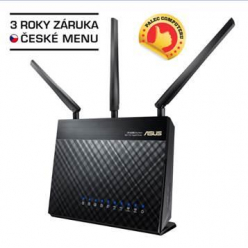 Router Asus RT-AC68U Dual-Band Wireless 802.11ac-AC1900 Gigabit USB 3.0
