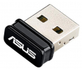 Karta sieciowa Asus USB-N10 Wireless-N150 Adapter,  IEEE 802.11b/g/n, USB2.0, Nano