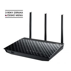 Router Asus RT-N18U N600 Gigabit Wireless Router, DDWRT support