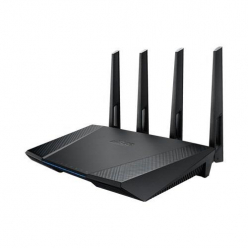 Router Asus RT-AC87U Wireless AC2400 Dual-band Gigabit BLACK