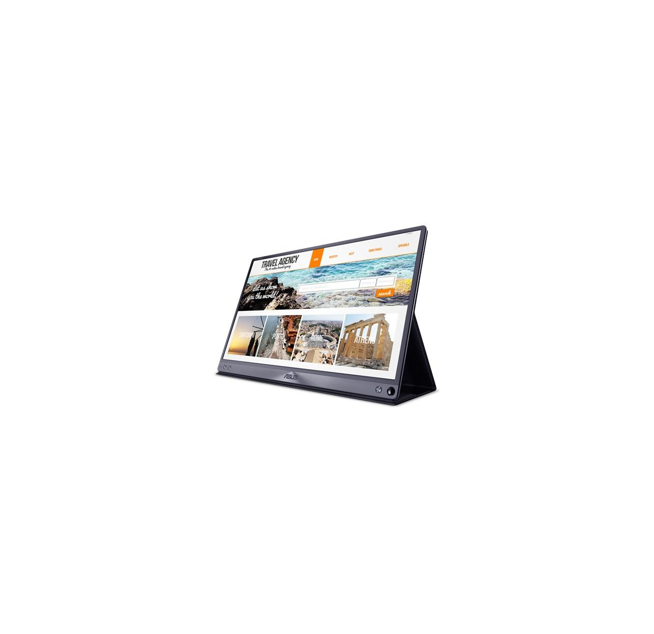 Monitor Asus MB16AC 15.6 IPS USB Type-C