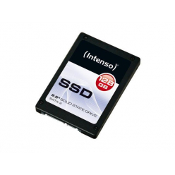 Dysk SSD     Intenso  128GB Sata III, 2,5'' TOP (read: 520MB/s; write: 300MB/s)