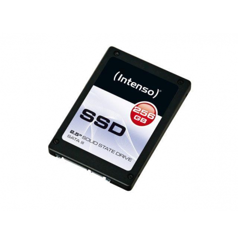 Dysk SSD     Intenso  256GB Sata III  2 5'' TOP read: 520MB/s; write: 400MB/s