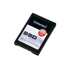Dysk SSD     Intenso  512GB Sata III, 2,5'' TOP (read: 500MB/s; write: 490MB/s)