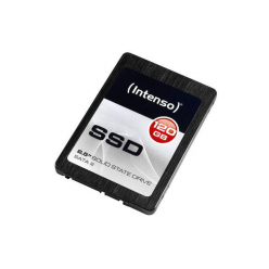 Dysk SSD     Intenso  120GB Sata III, 2,5'' HIGH (read: 520MB/s; write: 500MB/s)