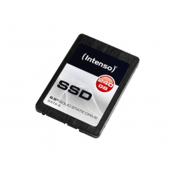 Dysk SSD     Intenso  240GB Sata III, 2,5'' HIGH (read: 520MB/s; write: 500MB/s)
