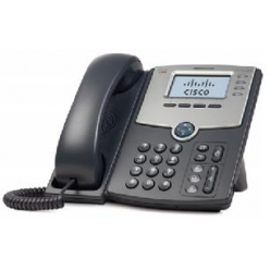 Telefon VOIP Cisco 4-Line IP Phone with Display, PoE and PC Port
