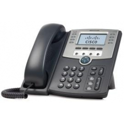 Telefon VoIP Cisco 4 Line IP Phone with Display, PoE and Gigabit PC Port