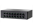 Switch  Cisco SF110D-16 16-Port 10/100 Desktop