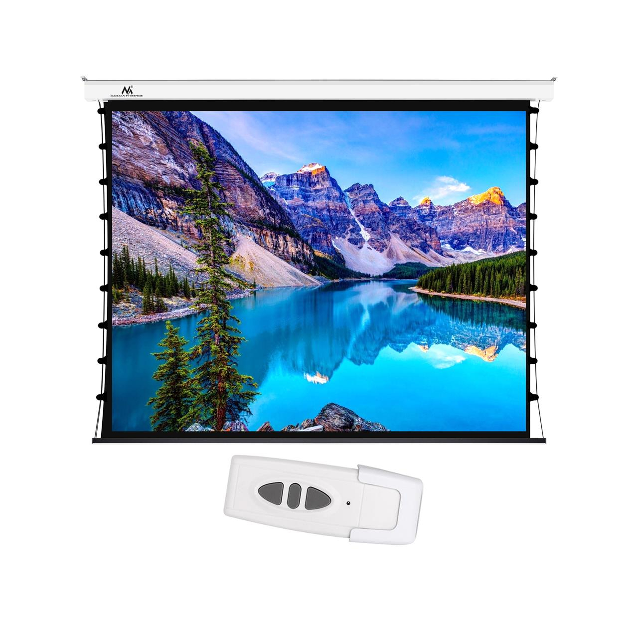 Maclean Mc 993 Ekran Elektryczny Z Mc 993 Netland24 Pl