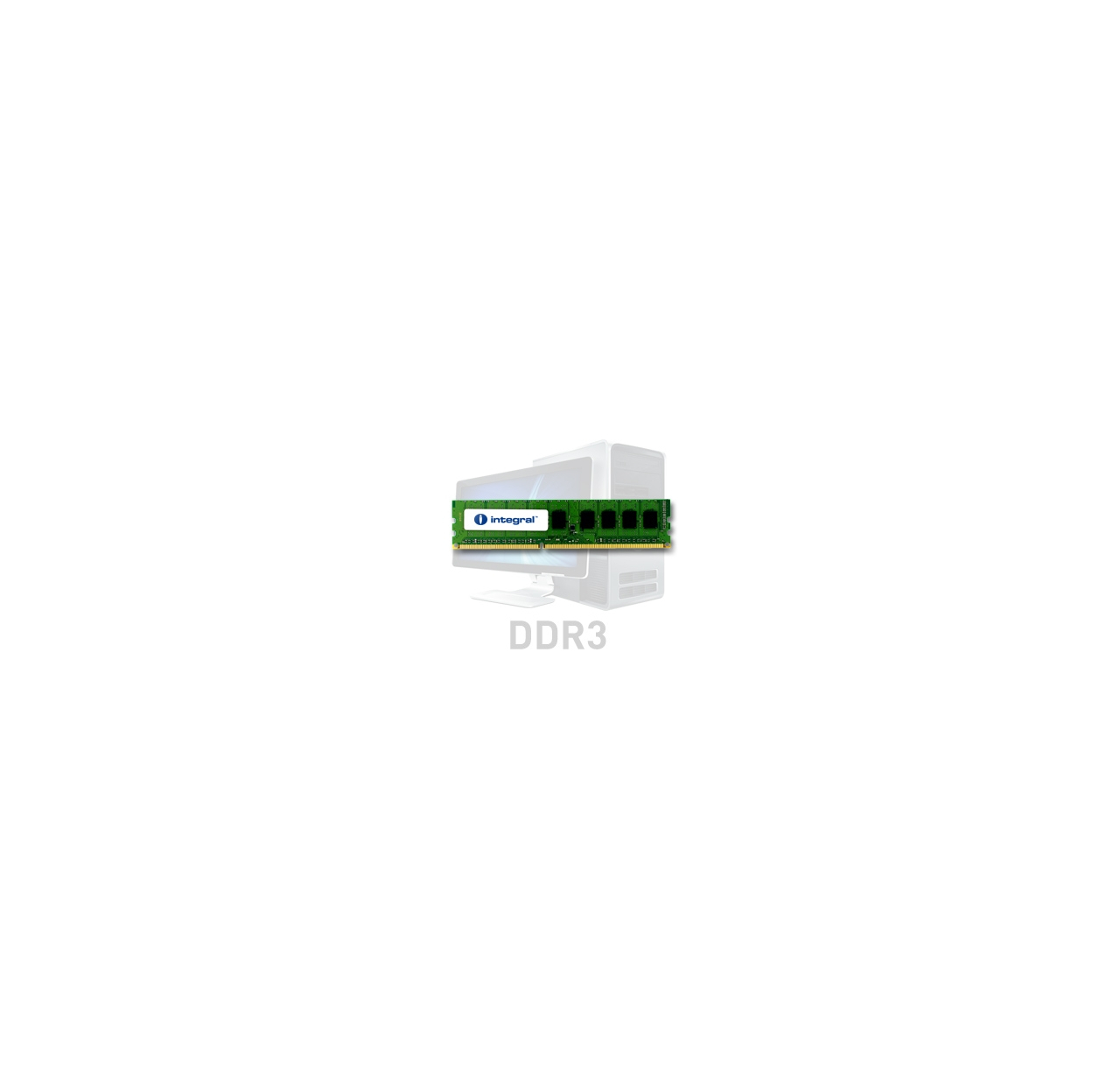 Pamięć RAM       Integral 16GB DDR3 1600Mhz DIMM KIT (2x8GB) CL11 R2 UNBUFFERED 1.5V