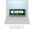 Pamięć RAM Integral 2GB DDR3-1066  SoDIMM  CL7 R2 UNBUFFERED  1.5V