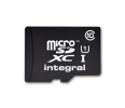 Integral Ultima Pro micro SDXC Card 16GB UHS-1 90 MB/s transfer (no Adapter)