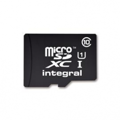 Karta pamięci Integral Ultima Pro micro SDXC Card 16GB UHS-1 90 MB/s transfer (no Adapter)