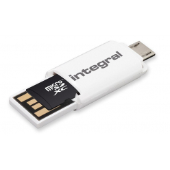 Integral Smartphone&Tablet microSDHC/XC Class 10 UHS-I 16GB Up To 90MB/s