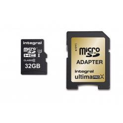 Integral UltimaProX Gold microSDHC/XC 32GB Read/Write (95/90MB/s)