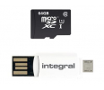 Integral Smartphone&Tablet microSDHC/XC Class 10 UHS-I 64GB Up To 90MB/s