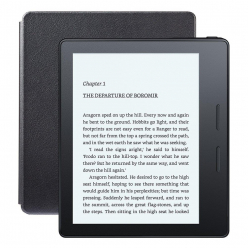 Amazon Kindle Oasis 7'' WiFi 300ppi, czarny