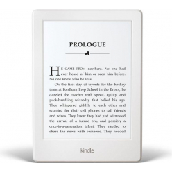 Amazon Kindle Paperwhite 3 2015, 6'' HD E-ink, 4GB, WiFi, BEZ REKLAM; biały