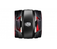 Cooler Master MasterAir Maker 8, Tower, 140mm x2 900-1800RPM, red LED