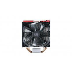 Cooler Master wentylator Hyper 212 LED Turbo Red Cover