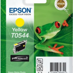 Tusz Epson T0544 yellow | Stylus Photo R800/1800