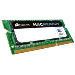 Pamięć Pamięć SODIMM Corsair 2x8GB 1600MHz DDR3 CL11 SODIMM Apple Qualified, Mac Memory