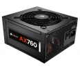 Corsair zasilacz AX760  80PLUS Platinum 760W, fully modular, 120mm wentylator