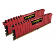 Pamięć Ram       Corsair Vengeance® LPX 2x16GB DDR4 2666MHz C16 Memory Kit - Red