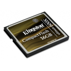 Kingston karta pamięci Compact Flash Ultimate 16GB x600 with MediaRECOVER