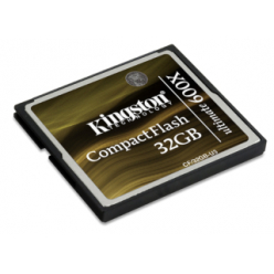 Kingston karta pamięci Compact Flash Ultimate 32GB x600 with MediaRECOVER