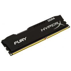 Kingston HyperX FURY 16GB 2400MHz DDR4 CL15 DIMM, czarna