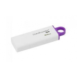 Kingston pamięć USB 64GB DataTraveler I G4 - Violet