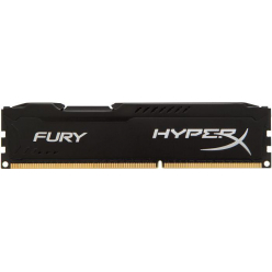 Pamięć RAM Pamięć Ram Kingston 4GB 1600MHz DDR3 CL10 DIMM HyperX Fury Black Series