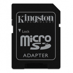 Karta pamięci Kingston 32GB microSDHC Canvas Select 80R CL10 UHS-I Card + SD Adapter