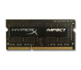 Pamięć RAM Kingston 4GB 1600MHz DDR3L CL9 SODIMM 1.35V HyperX Impact Black Series