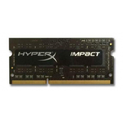 Pamięć Kingston 4GB 1600MHz DDR3L CL9 SODIMM 1.35V HyperX Impact Black Series