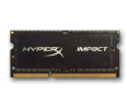 Pamięć RAM Kingston HyperX 8GB 1600MHz DDR3L CL9 SODIMM 1.35V Impact Black Series