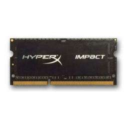 Pamięć Kingston HyperX 8GB 1600MHz DDR3L CL9 SODIMM 1.35V Impact Black Series
