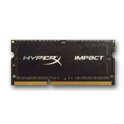 Pamięć Kingston HyperX 2x4GB 1600MHz DDR3L CL9 SODIMM 1.35V Impact Black