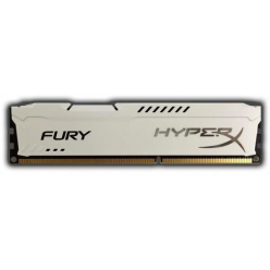 Pamięć RAM Pamięć Ram Kingston 8GB 1333MHz DDR3 CL9 HyperX Fury Blue, White