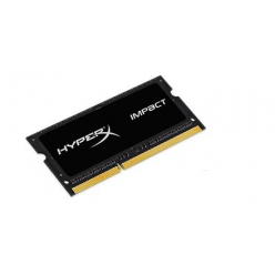 Kingston HyperX 8GB 2133MHz DDR3L CL11 SODIMM 1.35V Impact Black Series