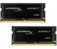 Pamięć RAM Kingston HyperX Impact 2x16GB 2133MHz DDR4 CL13 SODIMM